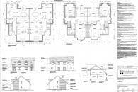 SemiDetached Elevation and Plan