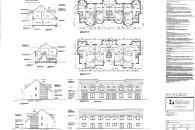 Terrace Elevation and Plan